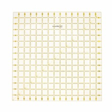 """15*15"""" Patchwork Ruler Quilting Tools DIY Hand Tool Clear Acrylic Quilt Ruler Large Square Sewing Ruler 3mm Thickness"""