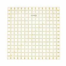 """15*15 """"パッチワーク定規キルティングツールdiyハンドツール透明アクリルキルトルーラー大縫製定規 3 ミリメートル厚さ"""