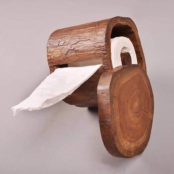 Porte Rouleau Papier Toilette Arbre