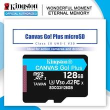 Kingston Canvas Go! Plus microSD Card 128GB Memory Card 64GB Class10 TF Card 256GB 512GB UHS-1 carte sd memoria for Smartphone