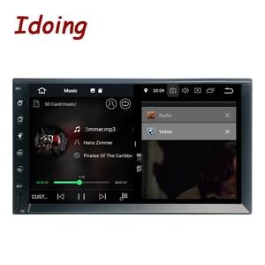 """Image 3 - Idoing 2Din 7 """"PX5 4 グラム + 64 グラムオクタコアユニバーサル車の gps ラジオプレーヤーアンドロイド 9.0 ips 画面ナビゲーション、マルチメディア bluetooth TDA7850"""