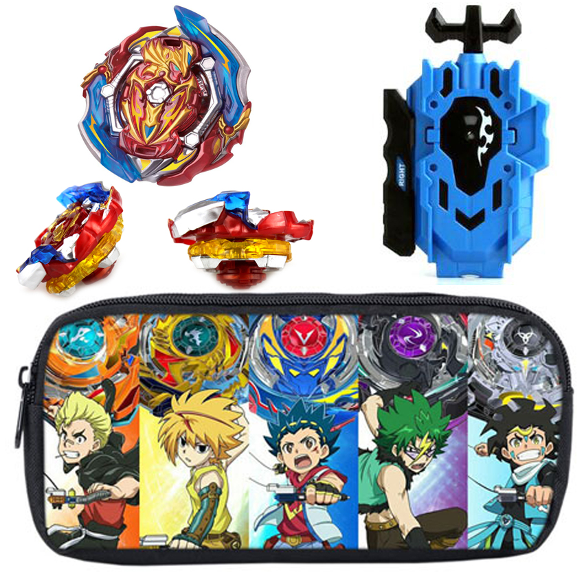 Full Style Launchers <font><b>Beyblade</b></font> Burst <font><b>B</b></font>-139 <font><b>B</b></font>-145 <font><b>B</b></font>-150 Toy Sale Bey Blade Blade and Bayblade Bable Drain Fafnir Phoenix Blayblade image