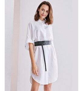 Image 2 - ฤดูใบไม้ผลิและฤดูร้อนใหม่ของผู้หญิงเสื้อหลวมและสบายประเภท Raglan แขนเพิ่มออกแบบหลวม