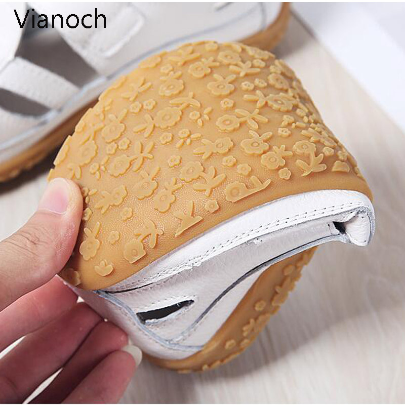 New Fashion Women Flats Casual Soft Shoes Spring Autumn Big Over Size 40 41 42 wo19050 in Women 39 s Flats from Shoes