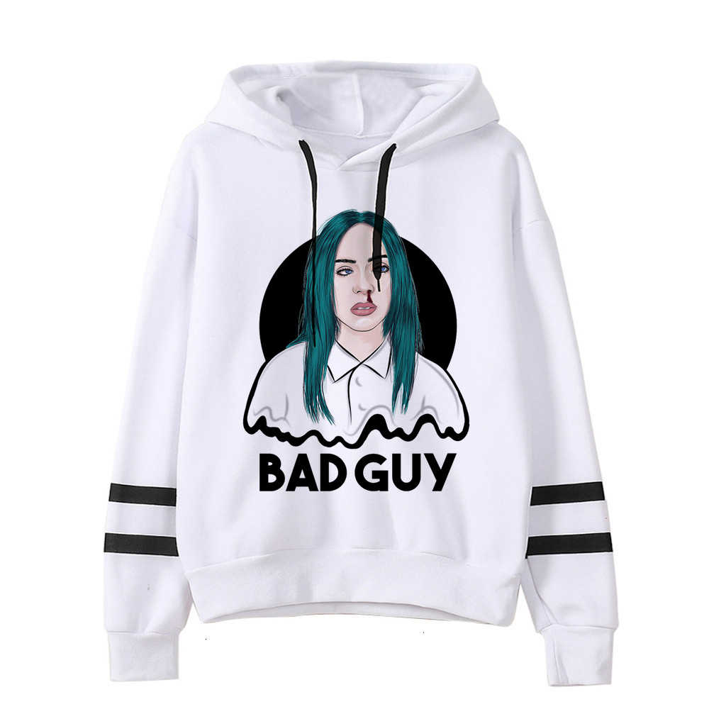 Billie Eilish Hoodies ผู้ชาย/ผู้หญิง hip hop แฟชั่น Kawaii Sweatshirt กราฟิก Harajuku 90s Tumblr hooded streetwear ชาย