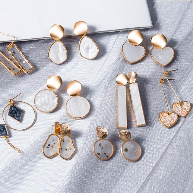 various beautiful earrings 1