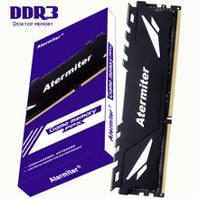 Atermiter PC pamięć RAM moduł pamięci komputer stacjonarny DDR3 2GB 4GB 8GB PC3 1333MHZ 1600MHZ 1866MHZ 10600 12800 2G 4G 8G RAM tanie tanio CN (pochodzenie) 1333 mhz Pulpit NON-ECC 9-9-9-24 240pin one year Pojedyncze 1 5 V PC3-12800 PC3-10600 PC3-14900 1866Mhz 1600Mhz 1333Mhz