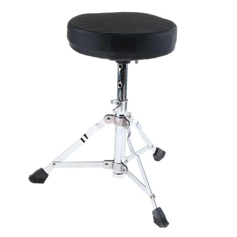 Регулируемый штатив Детский мягкий стул подставка стул для гитары пианино барабан игры