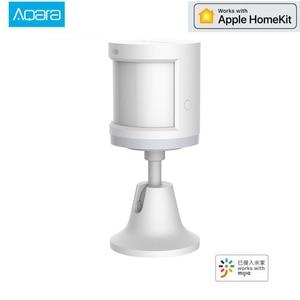 Image 1 - アップグレード版 aqara 人体センサースマートボディ運動 pir モーションセンサーの zigbee ゲートウェイ mi ホームアプリで使用する