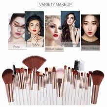 Beili – ensemble de pinceaux de maquillage cosmétiques, pour fard à paupières, visage, lot de 25 pièces