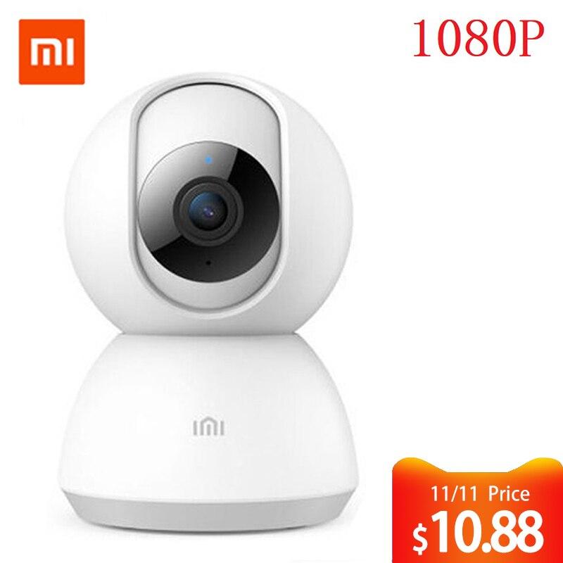 Mijia chuangmi xiaobai Smart Kamera Webcam 1080P HD WiFi Pan-tilt Nachtsicht 360 Winkel Video Kamera Ansicht baby Monitor