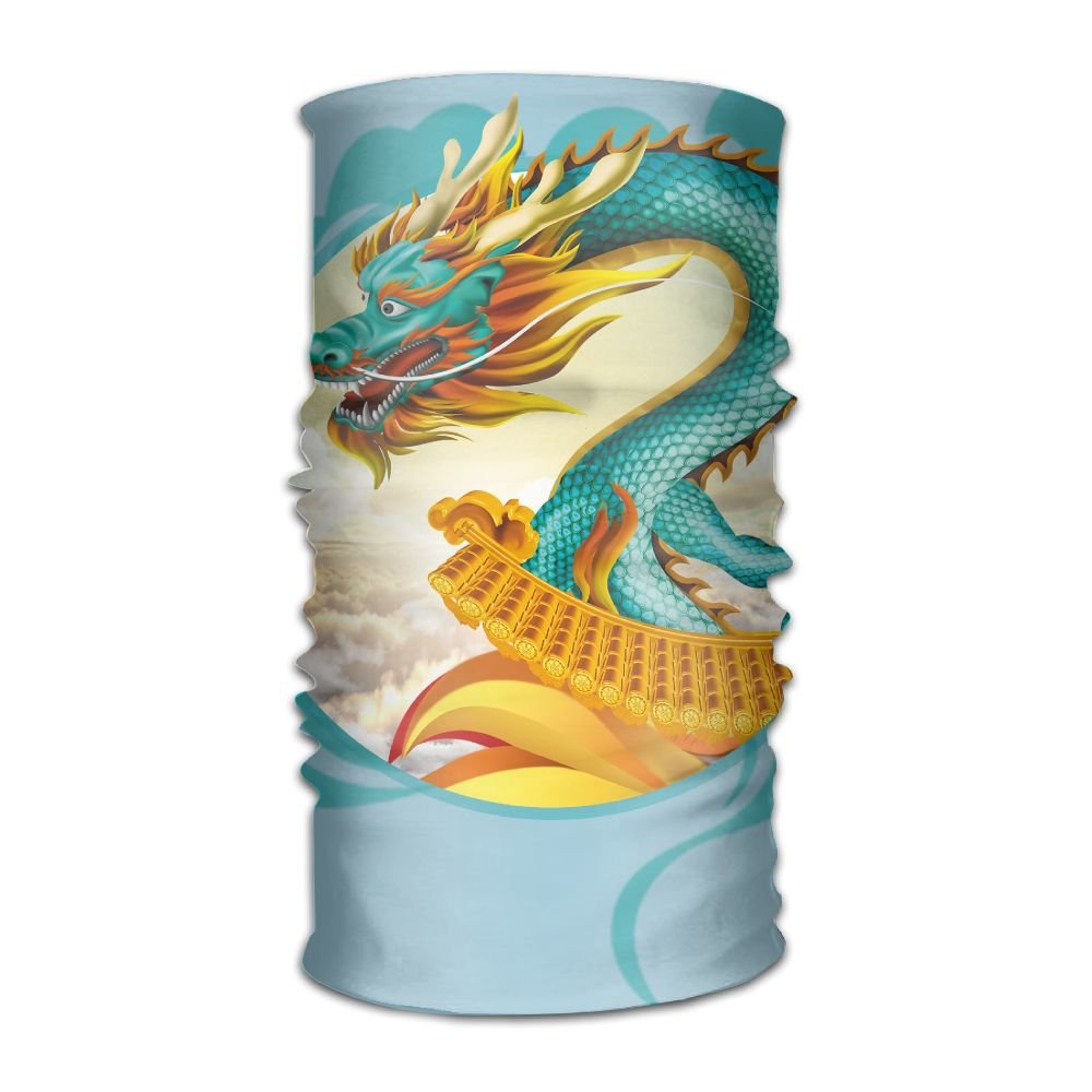 Couvre-chef magique Dragon extérieur écharpe bandeaux Bandana masque cou guêtre tête enveloppement masque bandeau