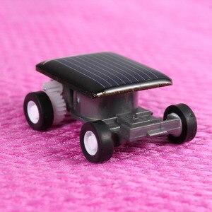 Children Toy Mini Car Solar Po