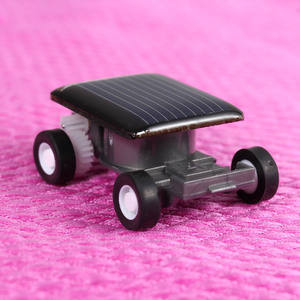 Children Toy Mini Car Solar Po