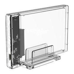 HDD ORICO Ốp Lưng USB 3.1 Loại C 2.5 Sata Đĩa Cứng SSD Ngoài Mũi 10Gbps Hỗ Trợ 4TB hdd Dành Cho Windows /Mac/Linux