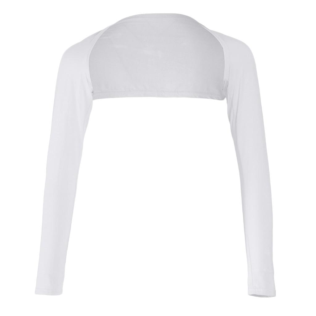 Ladies Ramadan Muslim One-piece Long Sleeves Arm Cover Shrug  Hijab