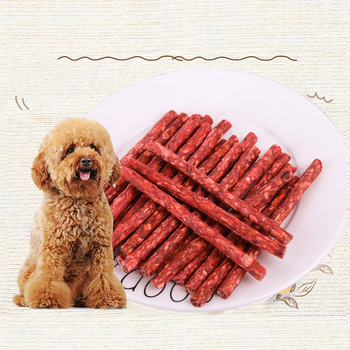 Dog Snacks Beef Carrot Stick Pet Feeding Food Easily Absorbed Nutritious Natural Beef Strip Clean Teeth Pet Training Rewards 1