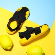 Children s summer fashion casual sandals shoes summer new baby beach shoes boys and girls ultralight sandals wholesale