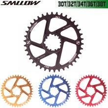 Roda dentada da bicicleta de montanha estreita ampla corrente para aram gxp xx1 x9 xo x01 manivela roda dentada peças de reparo 30/32/34/36/38 t