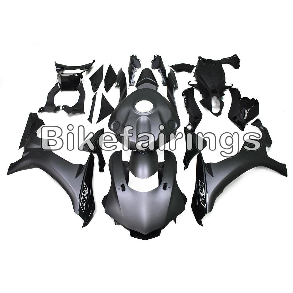 For 1998-1999 Yamaha YZF R1 YZFR1 Black Spike Fairing Bolts