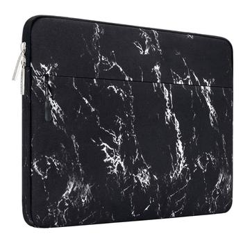 Black Marble Laptop Sleeve Bag 1 1
