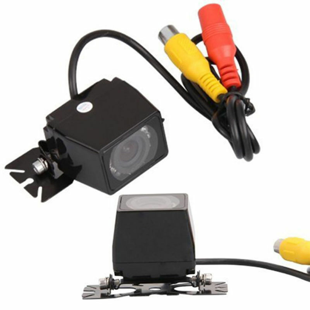 ABS Rear View Camera Car Parking High-Definition Night Vision Reversing Camera Wide Viewing Angle 90 Degree Adjustment