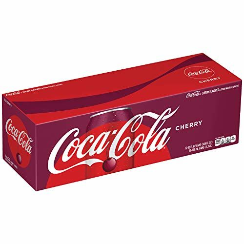 Coca Cola Cherry 12oz 355ml (Pack Of 24)
