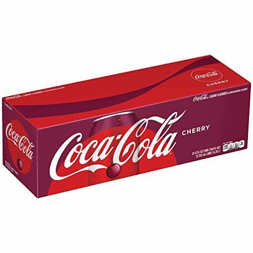 Coca Cola Cherry 12oz 355ml (Pack Of 24)