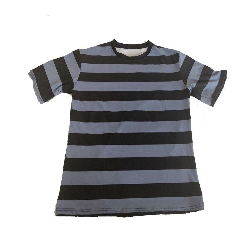 O-neck T Shirt Woman Striped Tops Short Sleeve Summer Shirt Casual Female T-shirts Tops Basic Tshirt for Women Tee feminina32 (2)