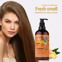 Ginger Conditioner Scalp Care Vegan Moisturise Conditioner for Dry Scalp and Weak Damaged Hair 500ML conditioners john frieda jjf511220 air conditioner for hair care enhancement and nutrition vitamins