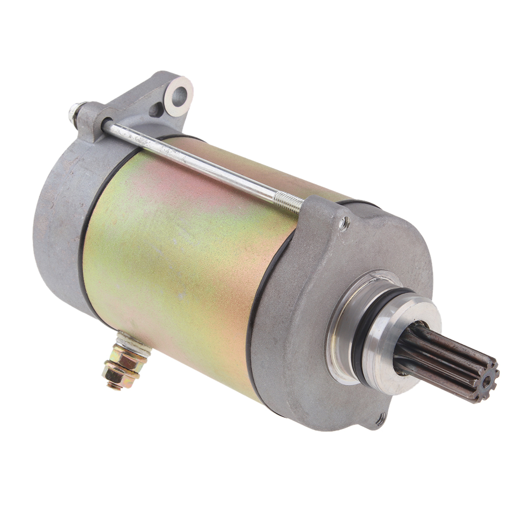 12V Electric Start Motor For CF Moto Tracker CFMoto,V Twin,UTV,X8,U8,Z8,800,1000,ATV,Z Force Iron, Copper Magnet Starter Motor