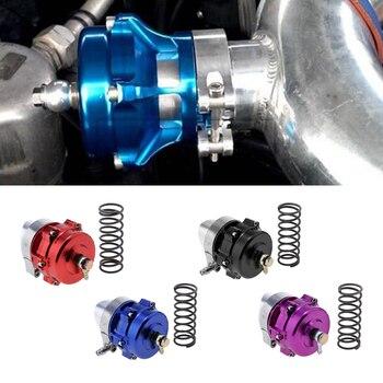 Предохранительный клапан-35 psi (Неокрашенная) пружина, алюминиевый корпус, фланец AL