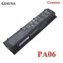 GIAUSA אמיתי PA06 סוללה עבור PA06 עבור HP סימן 17 w000 17 w200 17 ab000 17t ab200 HSTNN DB7K 849571 241 849911 850