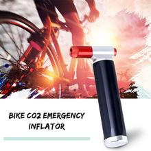 Mini Bicycle type pump Aluminum Alloy Hand Air Pump Ball Tire Inflator  CO2  inflator Mountain road bike accessories bicycle pump cycling hand pump tire inflator bike accessories aluminum alloy portable mini bicycle air pump bike accessories