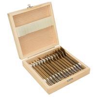 De poco tabla golpe de acero al carbono de alta taladro plano para madera de madera taladro de espada Bits duradero herramienta para trabajar la madera conjuntos
