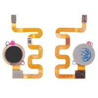 Flache Kabel Kompatibel Für Xiaomi Mi A2 Lite, redmi 6 Pro (Fingerprint Anerkennung Induktion Entsperren (Touch ID)Sensor)