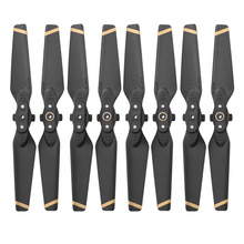 8pcs Propeller for DJI Spark Drone 4730 Quick Release Folding Blades 4730F Replacement Props Spare Parts for Spark Accessories
