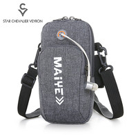 2020 NEW Canvas Sport Armband Hand Bag Case For iPhone X XS 11/11 Pro Cloth Gym Running Pouch Arm Band Mobile Phone Holder Bag