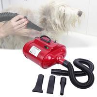 2800w suszarka dla zwierząt domowy pies pielęgnacja włosów suszarka suszarka Blaster podgrzewacz podwójny silnik