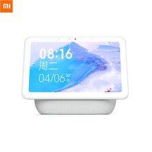 Xiaomi mi Xiaoai Touch Screen Speaker Pro 8 Bluetooth 5.0 inch Digital Display Alarm Clock WiFi Smart Connection Speaker(China)