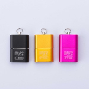 Image 3 - High speed USB 2.0 Interface Micro SD TF T Flash Memory Card Reader Adapter Lightweight Portable Mini Memory CardReaderWholesale
