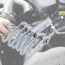 Gancho de amassado para carros, corpo de carros com 6 dedos, ferramenta de reparo, amassador, martelo