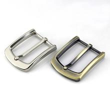 1pcs 35mm Metal Plating Belt Buckle Men End Bar Heel Bar Single Pin Belt Half Buckle Leather Craft Belt Strap for 32-34mm Belt 1x 40mm metal belt buckle center bar single pin buckle men s fashion belt buckle fit 37 39mm belt leather craft accessories