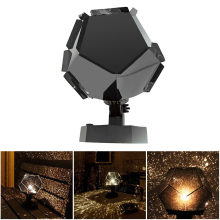 Led Sterrenhemel Projector Night Lights 3D Projectie Night Lamp Usb Opladen Thuis Planetarium Kids Slaapkamer Decor Kamer Verlichting