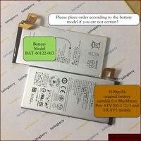 4100mAh original battery suitable for Blackberry Priv STV100 1/2/3 and HUSV1 mobile with battery model BAT 60122 003(ID