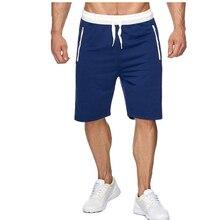Summer New Mens Sport Running Shorts Quick Dry Stripes Worko