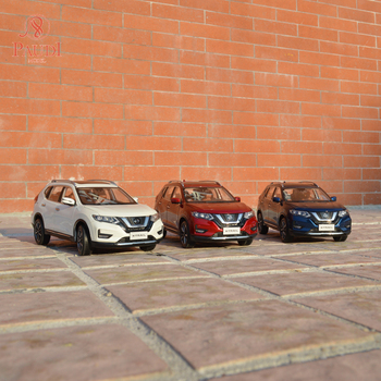 Paudi Model 1/18 1:18 1 18 Nissan All New X-TRAIL X TRAIL Rogue Static Simulation Diecast Alloy Model Car Gifts Collections autoart 1 18 nissan alto skyline nismo s1 alloy model car page 5