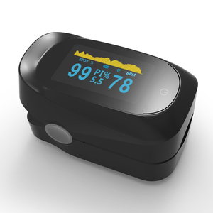 Image 2 - Medical original Fingertip Pulse Oximeter De Dedo Pulso Blood Oxygen Saturation Monitor Finger Pulse Oxygen Heart Rate Meter