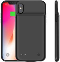 Ultra Slim shockproof Battery Charger Case For iPhone 6 6s 7 8 Plus X XR Xs Max Power Bank External Full protection Back Cover
