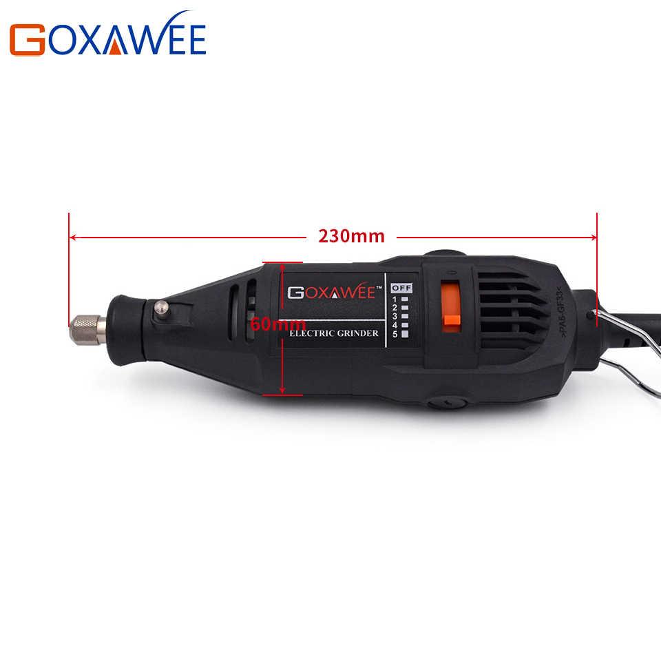 110V 220V outils électriques Mini perceuse Die meuleuse graveur polisseuse avec outils rotatifs Set Kit pour Dremel 3000 4000